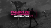 Fallout 76 - Wastelanders Livestream Replay