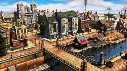 Age of Empires III: Definitive Edition - julkistustraileri