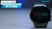 Nopea katsaus - Huawei Watch GT 2 Pro