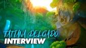 Call of the Sea - Tatiana Delgado Fun & Serious 2020 haastattelussa