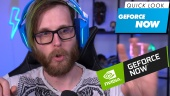 Nopea katsaus - NVIDIA GeForce Now