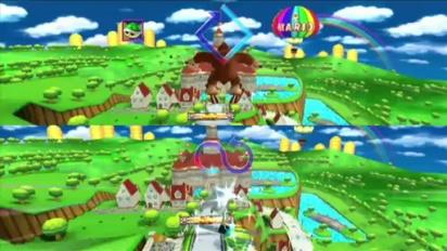 Mario & Sonic 2 - TGS 2009 Trailer