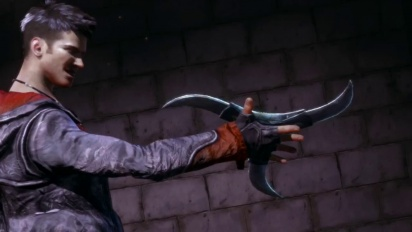DMC Devil May Cry - Launch Trailer