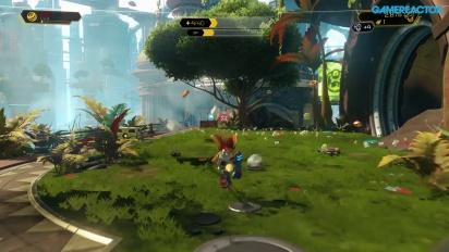 Ratchet & Clank - Haastattelussa Insomniac