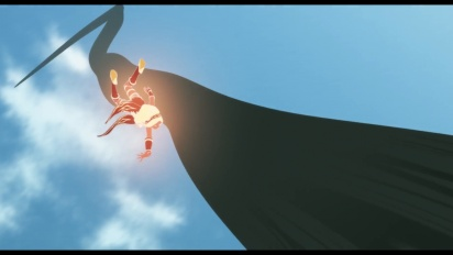 Gravity Rush 2 - Anime Movie -traileri