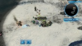 Halo Wars: Definitive Edition - Mission 1 - Alpha Base -pelikuvaa
