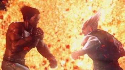 Tekken 7 - The Mishima Feud (virallinen pelin avaava pätkä)