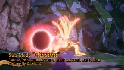 Naruto to Boruto: Shinobi Striker -pelikuvatraileri