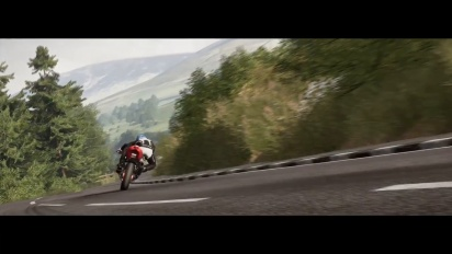 TT Isle of Man - The Rush -traileri
