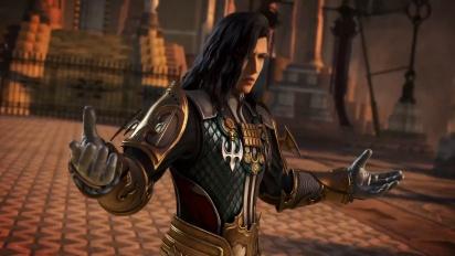 Dissidia Final Fantasy NT - Vayne Carudas -traileri