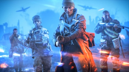 Battlefield V - The Company -traileri