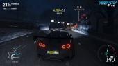 Forza Horizon 4 - Winter Street Race 4K 60 fps -pelikuvaa