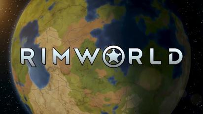 RimWorld - julkaisutraileri