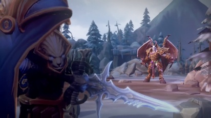 Heroes of the Storm - Mal'Ganis Spotlight Video