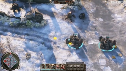 Iron Harvest - Alpha 2 -pelikuvaa