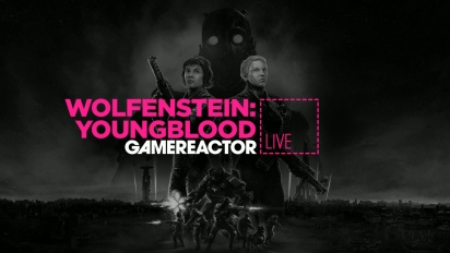 GR Liven uusinta: Wolfenstein: Youngblood