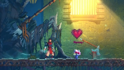 Dead Cells - The Bad Seed Gameplay Traileri
