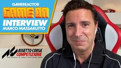 Assetto Corsa Competizione - Marco Massarutto haastattelussa