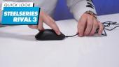 Nopea katsaus - SteelSeries Rival 3