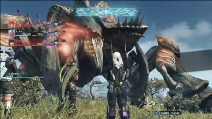 Xenoblade Chronicles X - Combat Nintendo Direct (Japan)