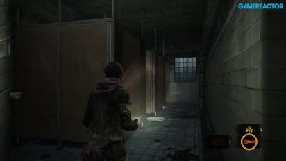 Resident Evil: Revelations 2 - First 20 minutes Episode 3 - Claire Redfield