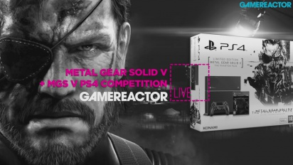 GR Live -uusinta: Metal Gear Solid V: The Phantom Pain 17.09.15
