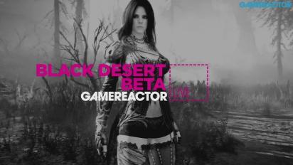 GR Live -uusinta: Black Desert Online Beta