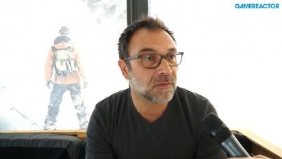Steep - haastattelussa Renaud Person