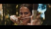 Tomb Raider - Virallinen traileri #2