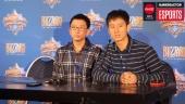 Hearthstone World Championship - SamuelTsao - lehdistötilaisuus