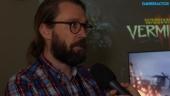 Warhammer: Vermintide 2 on Console - Robert Bäckström haastattelussa