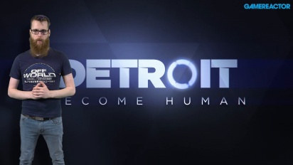 Detroit: Become Human - Introducing Kara (Video#1)