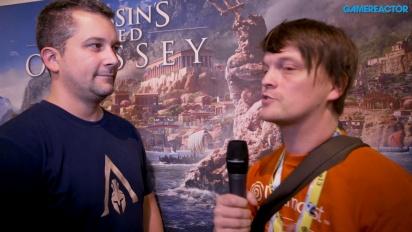 Assassin's Creed Odyssey - Scott Philips haastattelussa