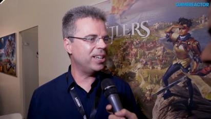 The Settlers - Volker Wertich haastattelussa