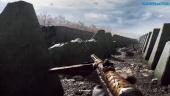 Battlefield V - Tirailleur War Stories -pelikuvaa