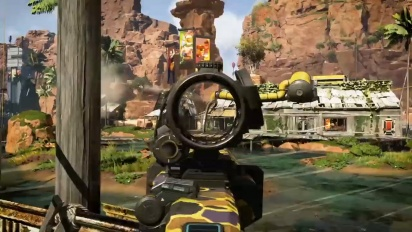 Apex Legends - New Weapon - The Havoc Energy Rifle