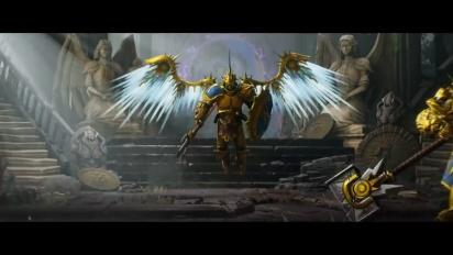 Warhammer Age of Sigmar: Storm Ground - julkistustraileri