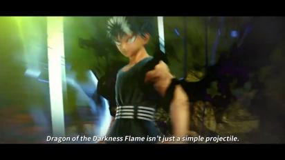 Jump Force - Meruem & Hiei -julkaisutraileri