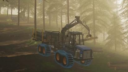 Farming Simulator 19 - Rottne DLC -traileri