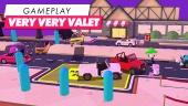 Very Very Valet - Gameplay