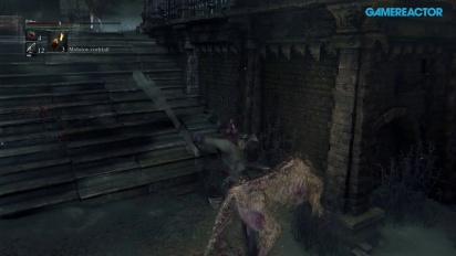 Bloodborne - Alfa-pelikuvaa