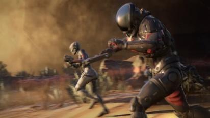 Mass Effect: Andromeda - E3 2015 -julkistustraileri