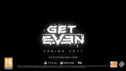 Get Even - Darkest Memories Trailer