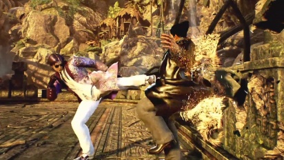 Tekken 7: Lee Chaolan/Violet Gamescom Character Reveal Trailer