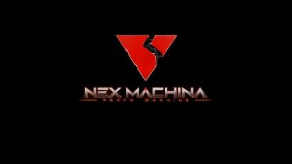 Nex Machina: Death Machine - PC-traileri