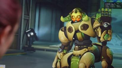 Overwatch - Orisa, uuden sankarin ennakko