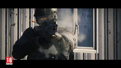 Ghost Recon: Wildland - Ghost War - avoimen betan traileri