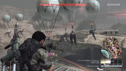 Metal Gear Survive - Co-op-traileri