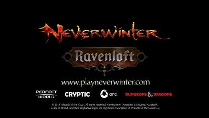 Neverwinter - Ravenloft - virallinen julkistustraileri