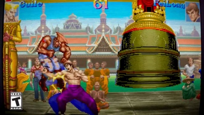 Street Fighter 30th Anniversary Tournament Series -julkistus